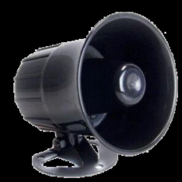 Siren Horn External