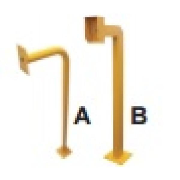 Barrier Goosneck Stand For Reader (model: GAC-RGB/GN)