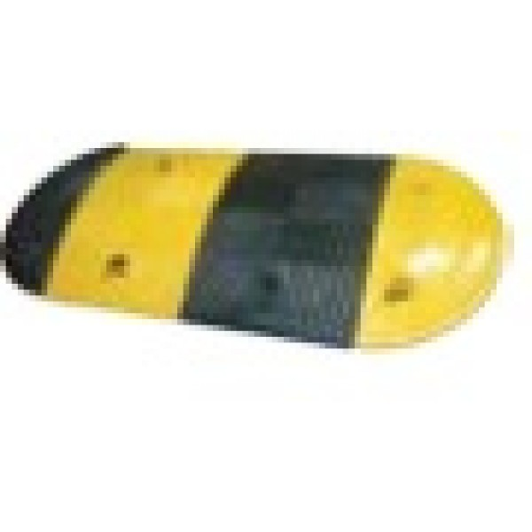Rubber Speed Hump - Middle (model: GAC-SH01M-N)